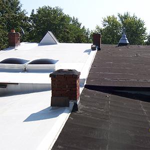 Residential Flat Roof Repair