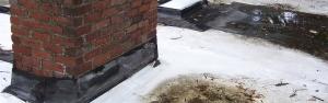 bad installation roof needs maintenance