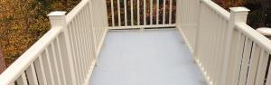 flat tpo with railing